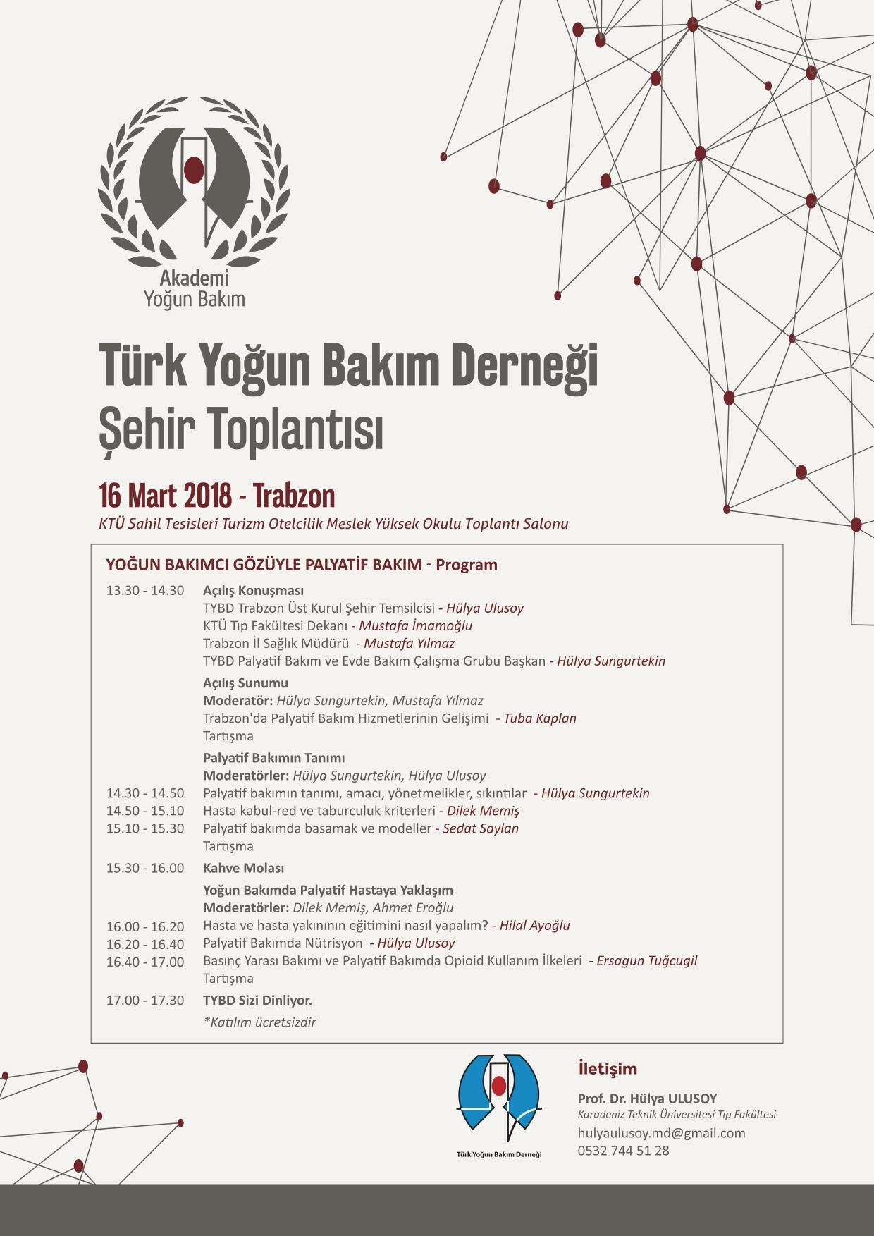 Þehir Toplantýsý Trabzon