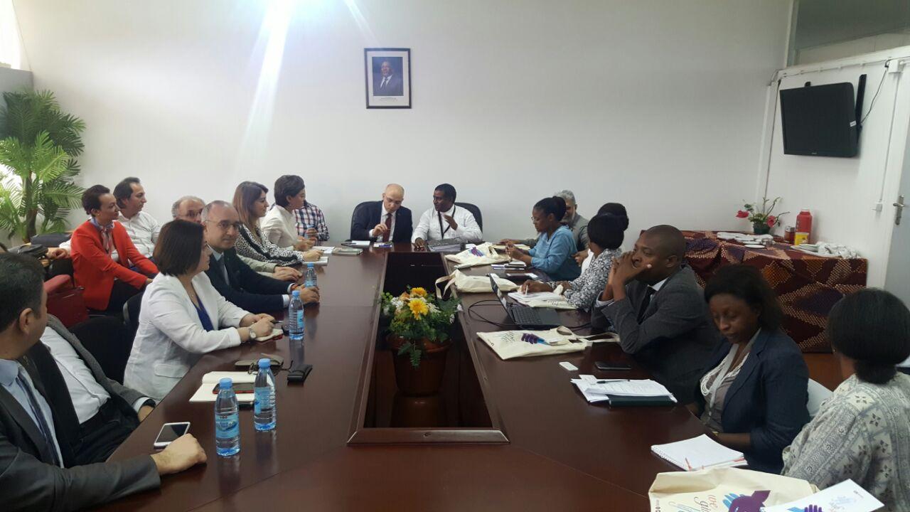 TYBD Uluslararasý Organ Nakli Aðý ile Mozambik'te…